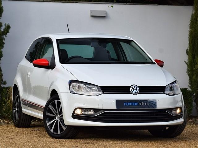 used VW Polo BEATS TSI