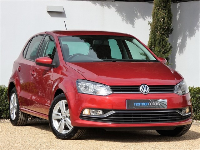 used VW Polo MATCH TSI