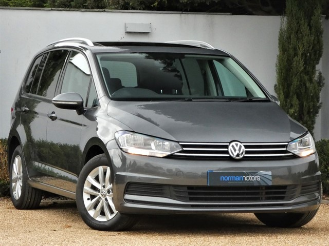 used VW Touran SE FAMILY TDI BLUEMOTION TECHNOLOGY
