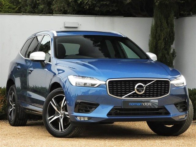 used Volvo XC60 D4 R-DESIGN AWD