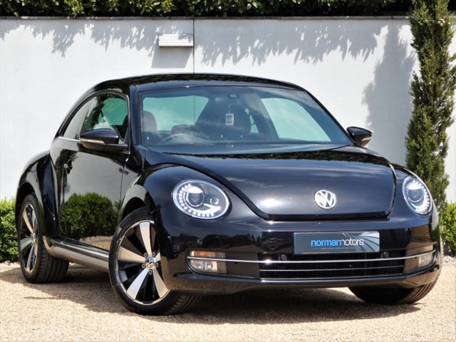 used VW Beetle SPORT TSI