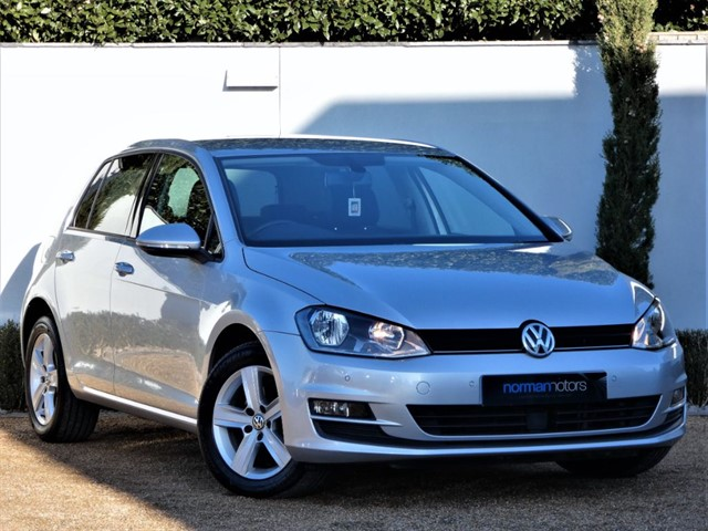 used VW Golf MATCH TDI BLUEMOTION TECHNOLOGY DSG