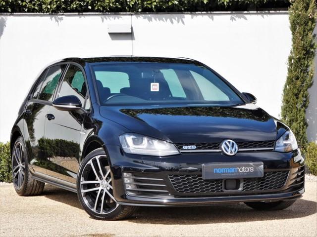 used VW Golf GTD DSG