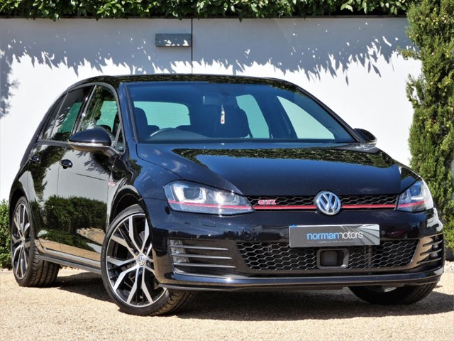 used VW Golf GTI PERFORMANCE DSG