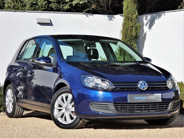 used VW Golf SE TSI