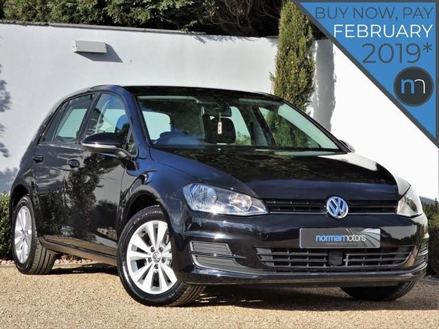 used VW Golf SE TSI BLUEMOTION TECHNOLOGY DSG