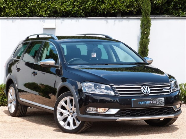 used VW Passat ALLTRACK TDI BLUEMOTION TECH 4MOTION DSG