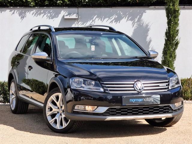 used VW Passat ALLTRACK TDI BLUEMOTION TECH 4MOTION DSG