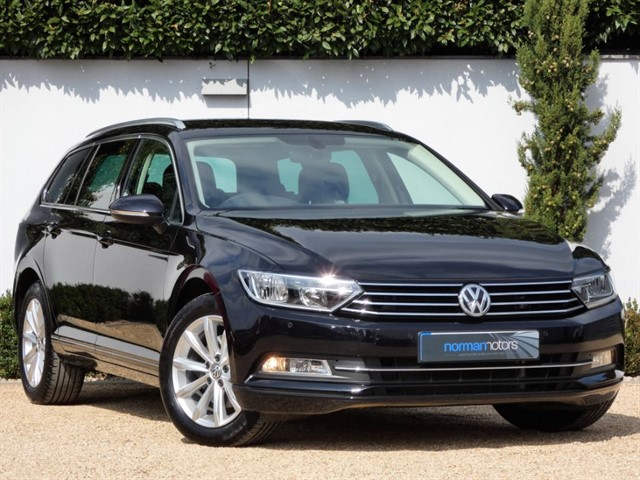 used VW Passat SE BUSINESS TDI BLUEMOTION TECH DSG