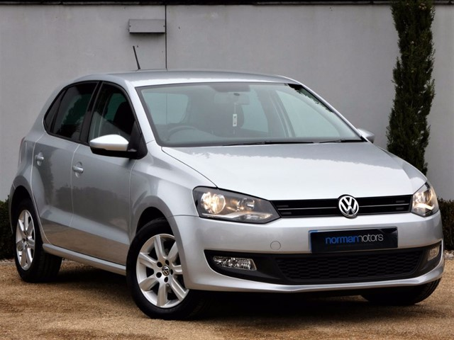 used VW Polo MATCH EDITION