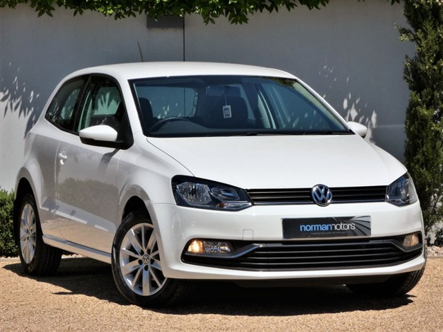 used VW Polo SE TSI DSG