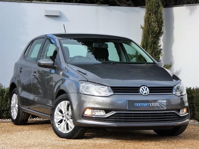used VW Polo SE TSI DSG