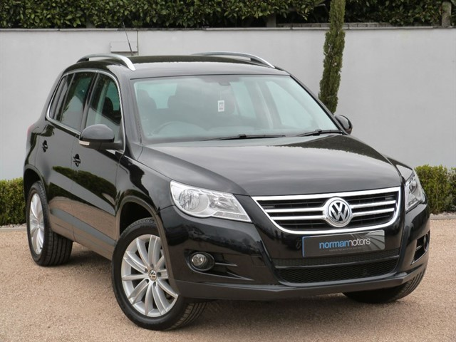 used VW Tiguan SPORT TDI 4MOTION DSG