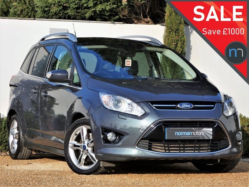 Ford Grand C-Max for sale