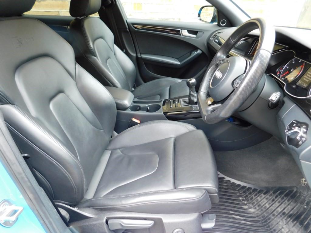 Audi A4 Avant
