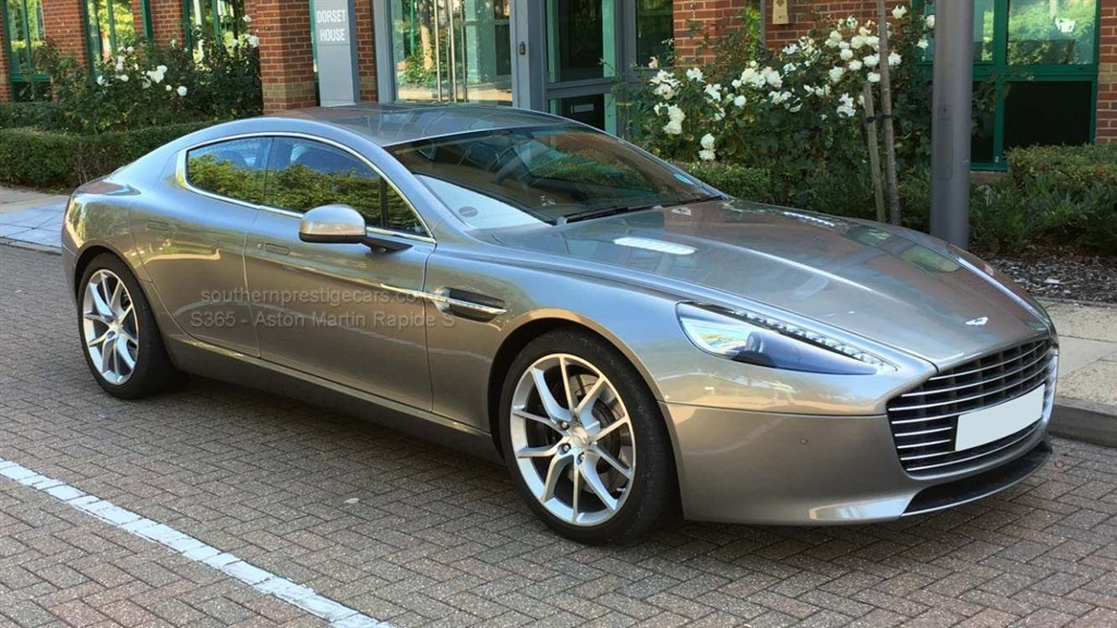 used Aston Martin Rapide S 6.0 V12 T-TronicII 4dr in surrey