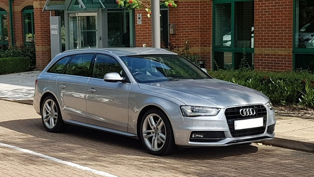 used Audi A4 Avant TDI S line Avant Multitronic 5dr in surrey