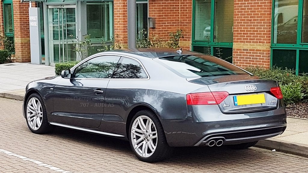 Audi A5 In Leatherhead Surrey Compucars