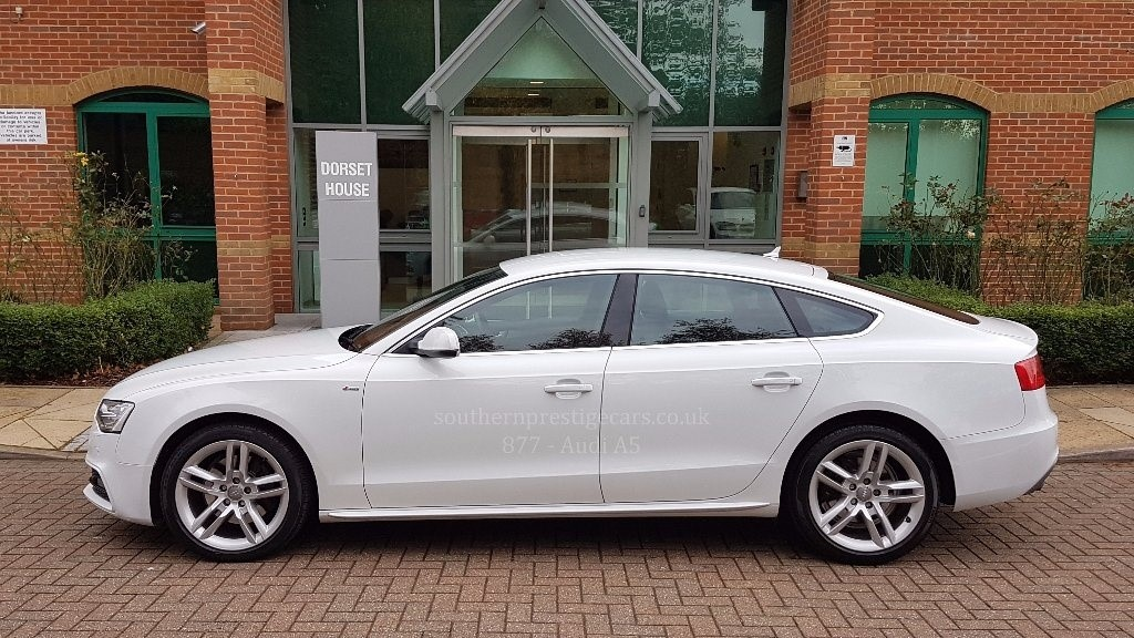 Used White Audi A For Sale Surrey - White audi a5