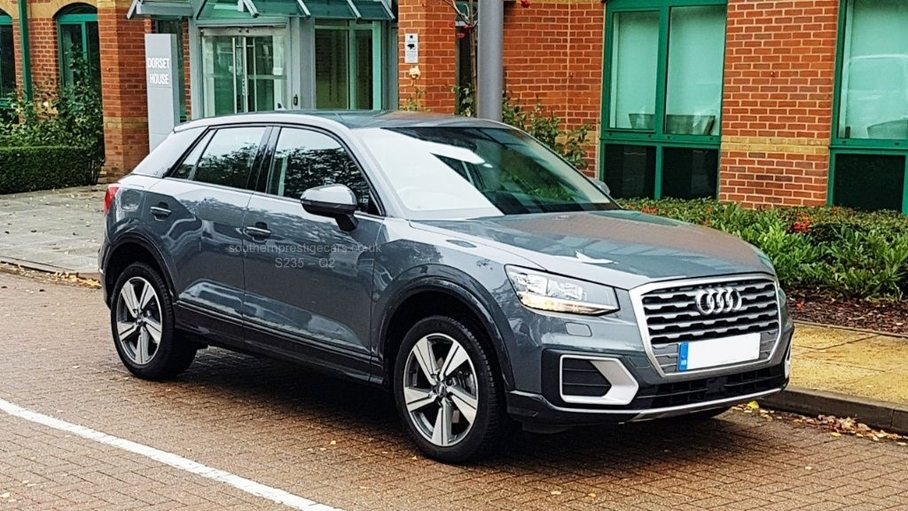 used Audi Q2 TFSI Sport 5dr in surrey