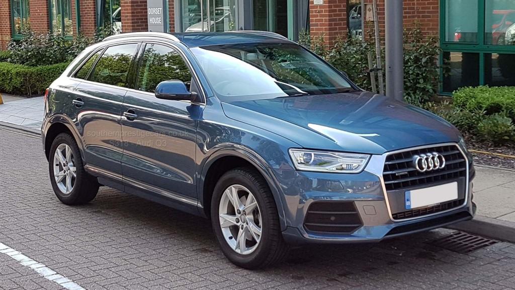 used Audi Q3 SE S Tronic quattro (s/s) 5dr in surrey