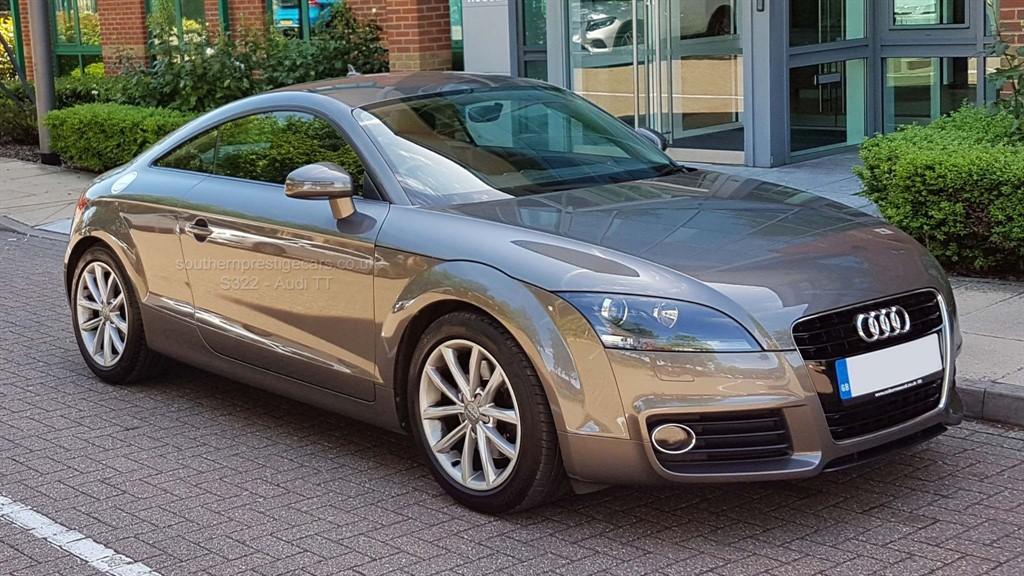used Audi TT Sport 3dr in surrey