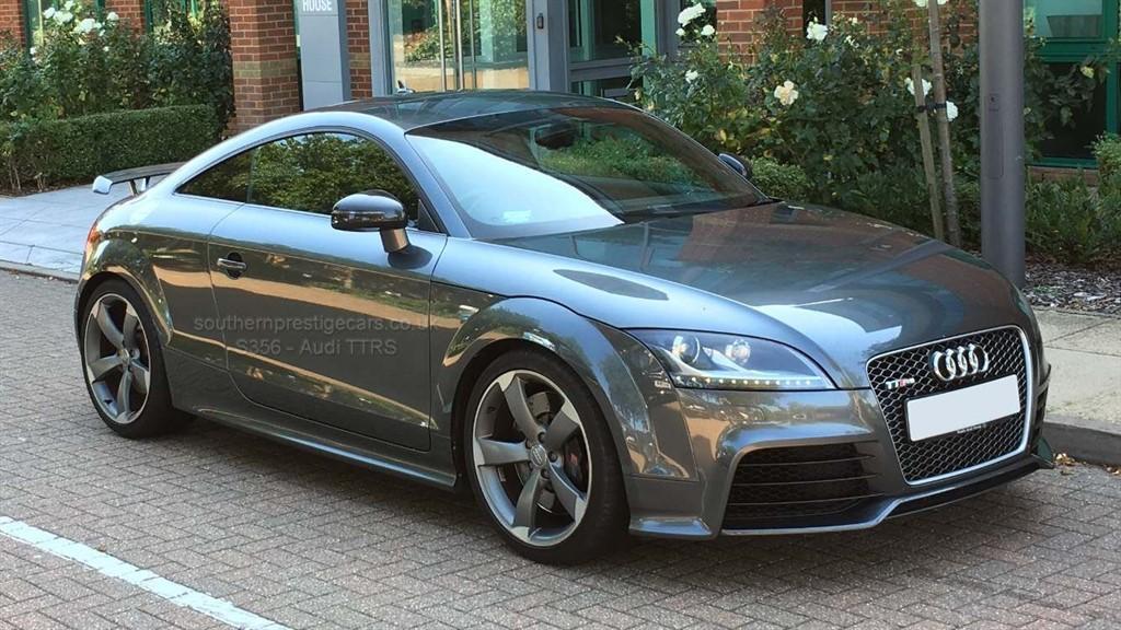 used Audi TT RS Plus S Tronic quattro 2dr in surrey