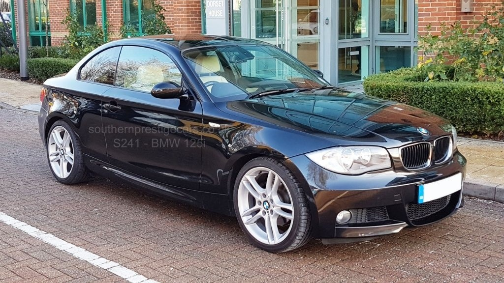 used BMW 125i 1 Series M Sport 2dr in surrey