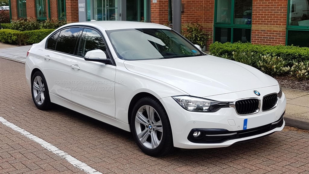 used BMW 320d 3 Series BluePerformance ED Plus (s/s) 4dr in surrey