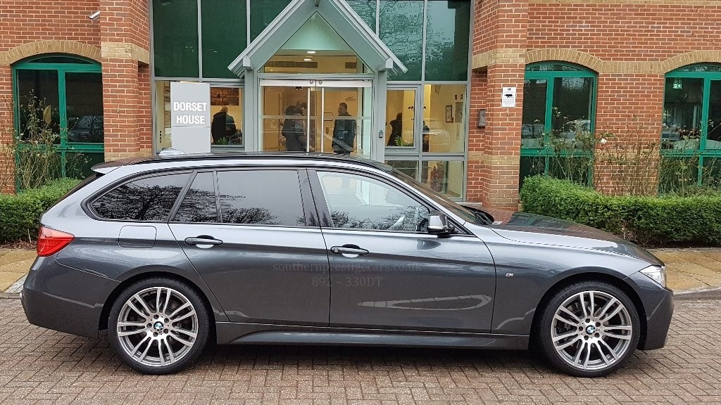 Used Grey BMW D For Sale Surrey - 330d bmw