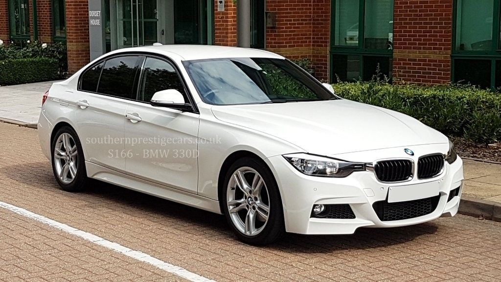 used BMW 330d 3 Series M Sport Auto (s/s) 4dr in surrey