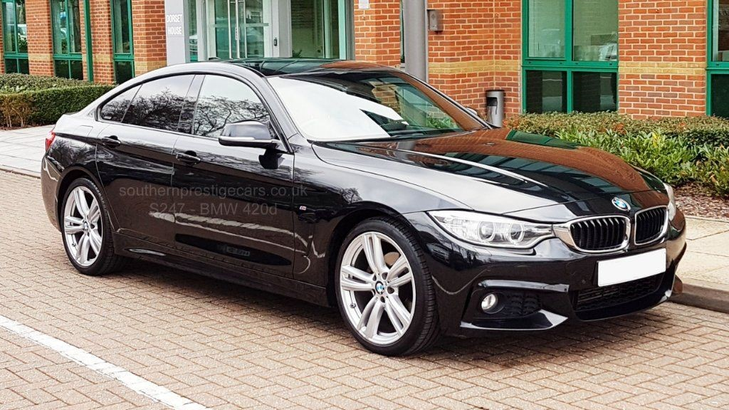 used BMW 420d 4 Series Gran Coupe M Sport (s/s) 5dr in surrey