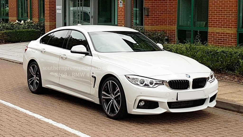 Used White Bmw 435i For Sale Surrey