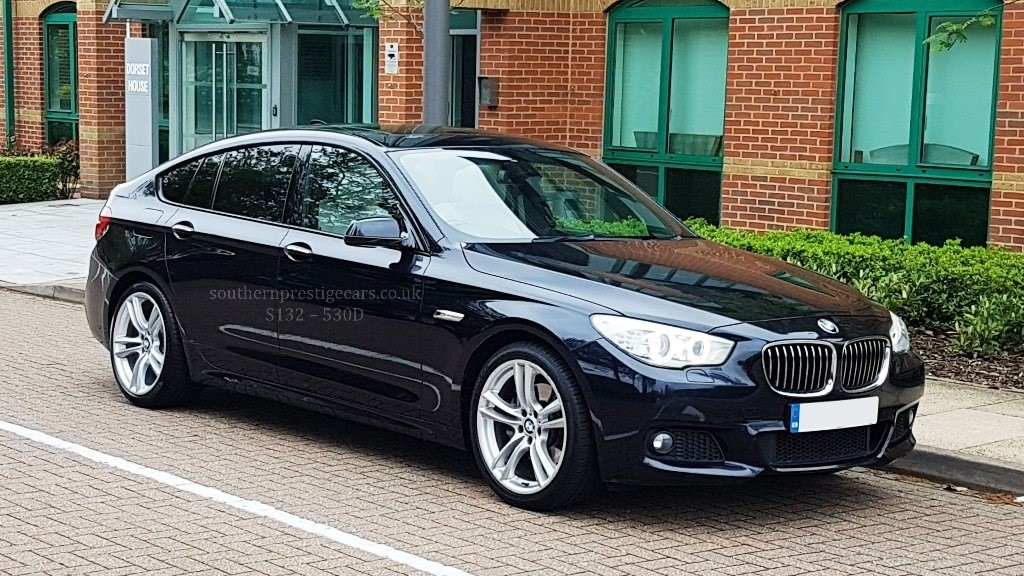 used BMW 530d 5 Series Gran Turismo M Sport GT 5dr in surrey