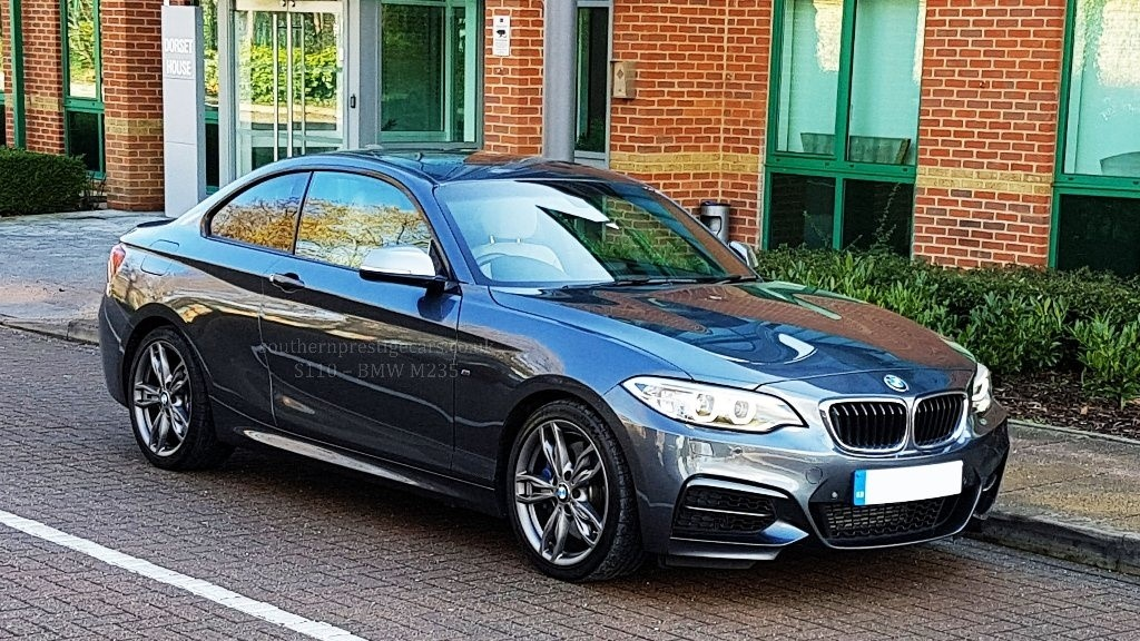 used BMW M235i 2 Series (s/s) 2dr in surrey