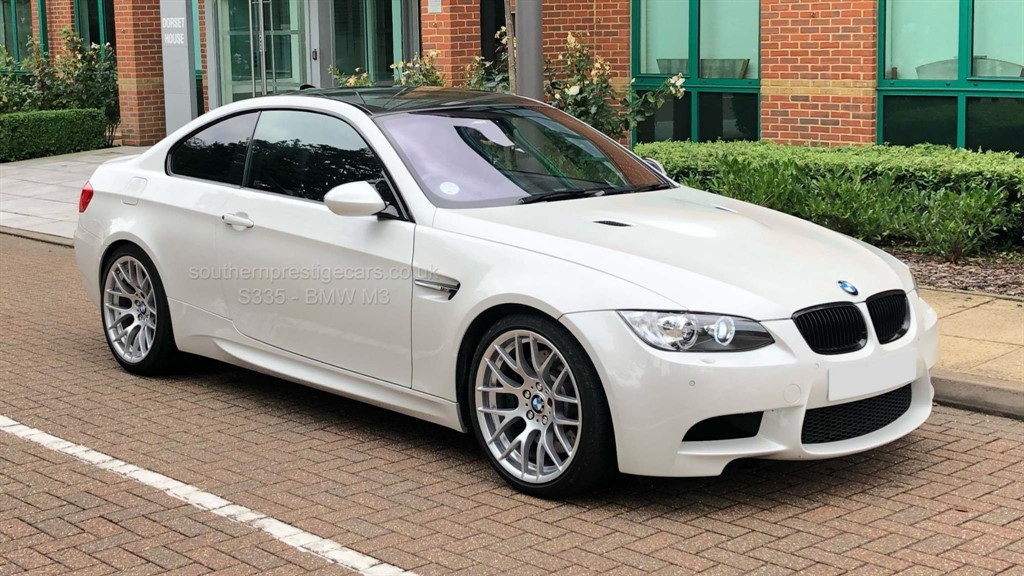 used BMW M3 V8 DCT 2dr in surrey