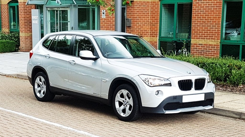 used BMW X1 20d SE sDrive 5dr in surrey