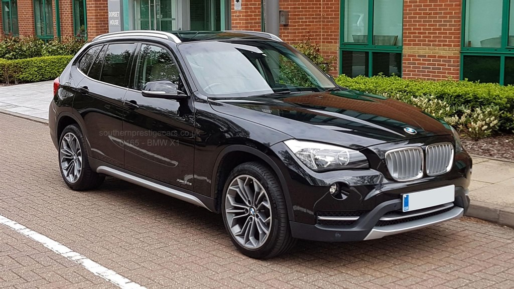 used BMW X1 20d xLine xDrive 5dr in surrey