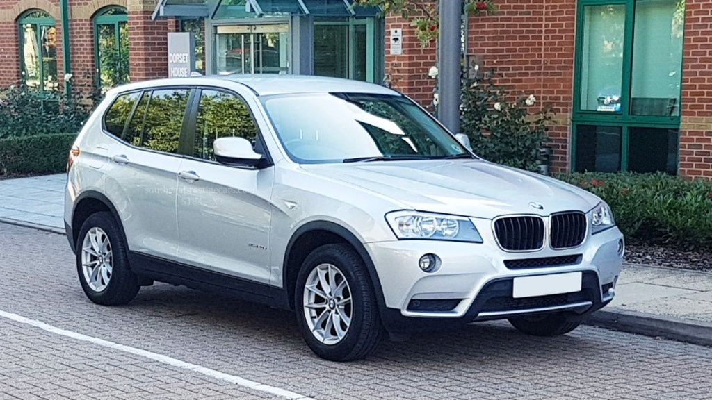 used BMW X3 20d SE xDrive 5dr in surrey