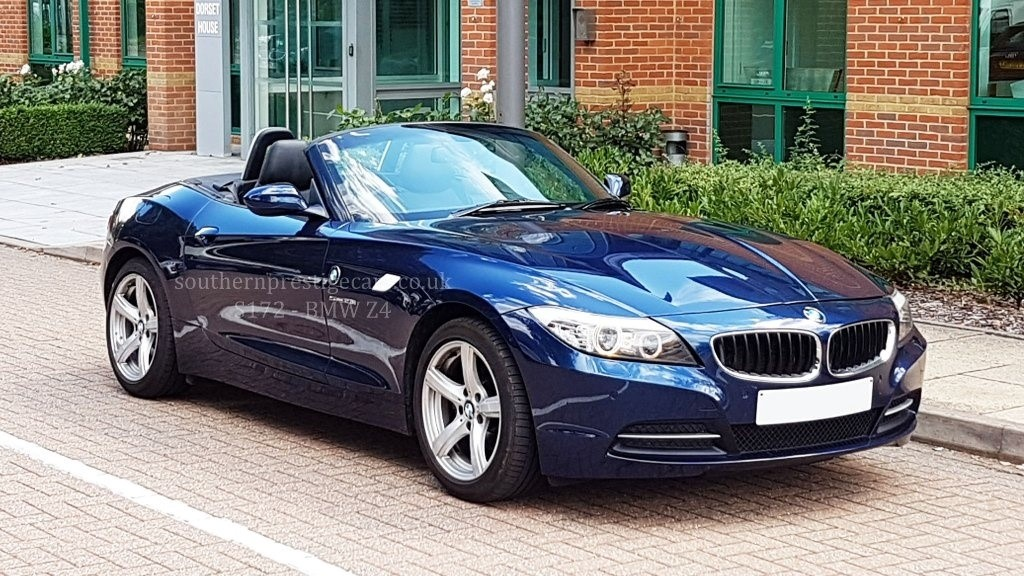 used BMW Z4 23i sDrive 2dr in surrey