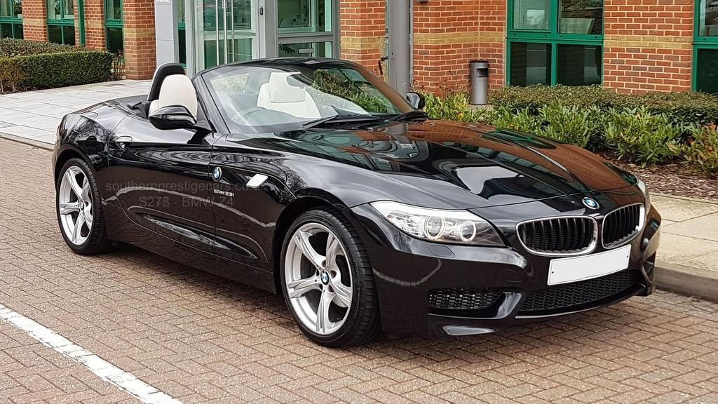 used BMW Z4 23i M Sport sDrive 2dr in surrey