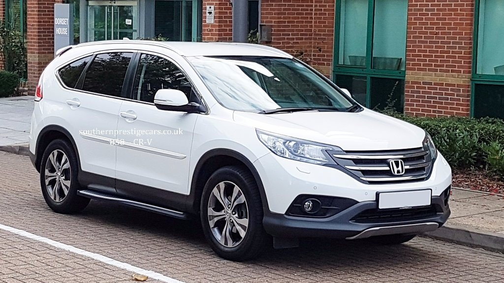 used Honda CR-V i-DTEC SR Station Wagon 5dr (dab) in surrey