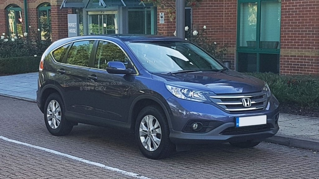 used Honda CR-V i-VTEC SE 4x4 5dr in surrey