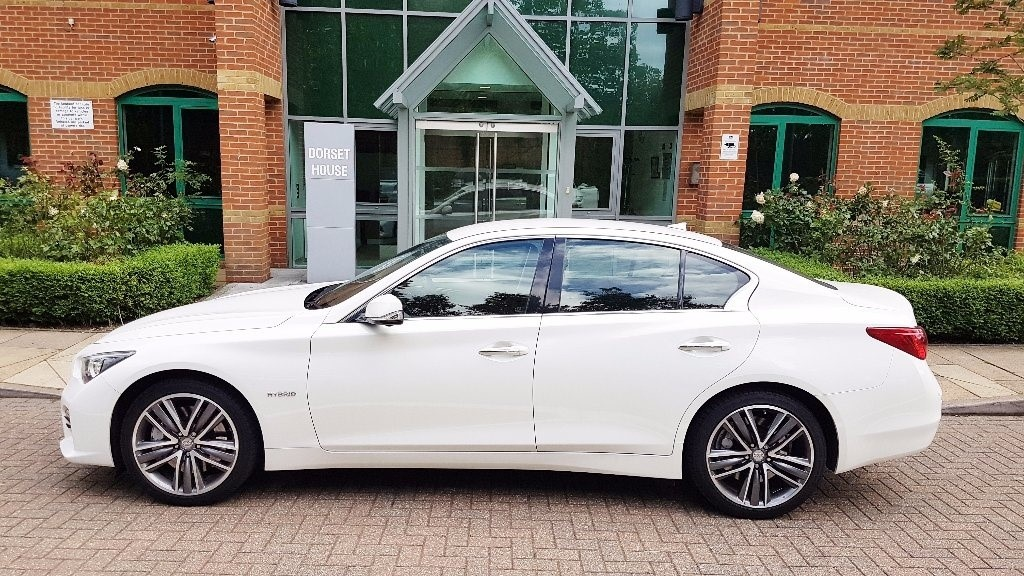 used white infiniti q50 for sale surrey. Black Bedroom Furniture Sets. Home Design Ideas