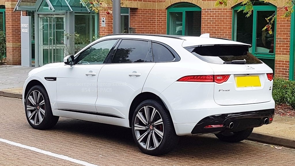 jaguar f-pace in leatherhead surrey