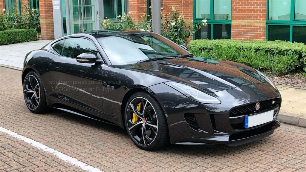 used Jaguar F-Type V8 R Quickshift 2dr in surrey