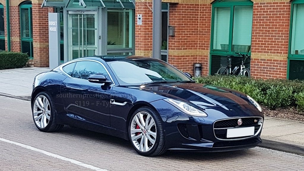 used Jaguar F-Type V6 S Quickshift 2dr in surrey