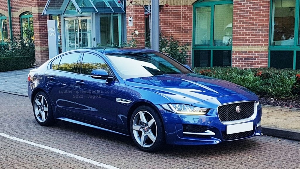 used Jaguar XE i R-Sport 4dr in surrey