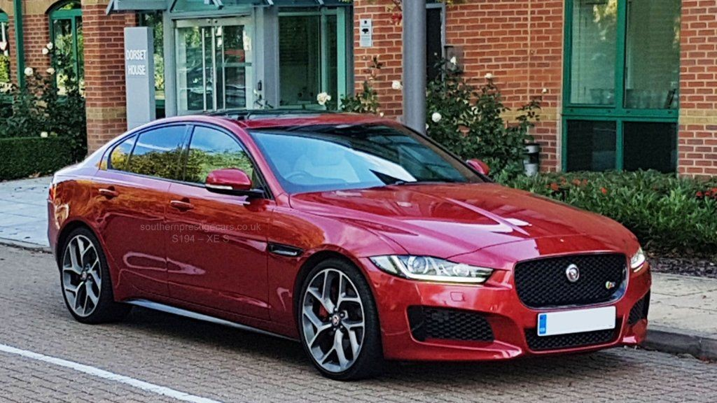 used Jaguar XE i Supercharged S 4dr in surrey