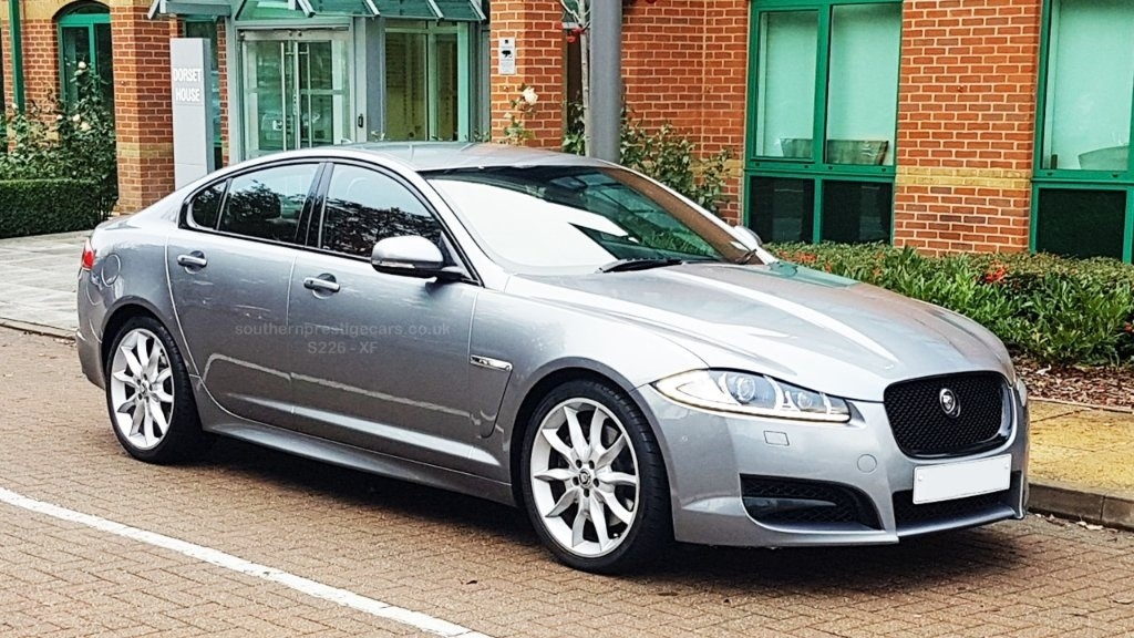 used Jaguar XF TD V6 S Premium Luxury (s/s) 4dr in surrey